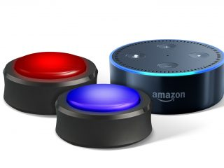 Amazon Echo Buttons